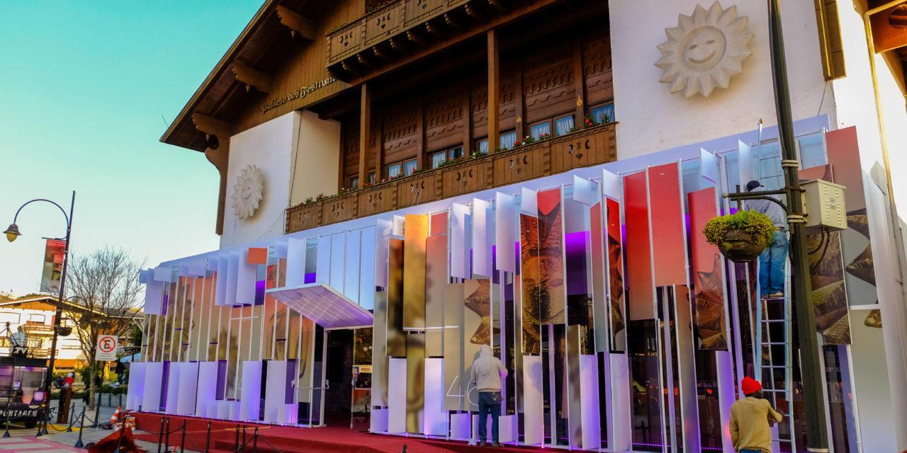 46º Festival de Cinema de Gramado inicia oficialmente as atividades