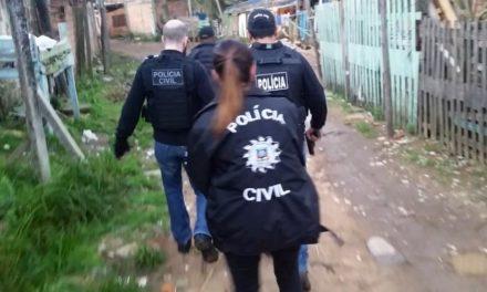 Polícia identifica e prende dois envolvidos na chacina de Porto Alegre