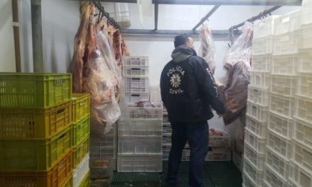 Polícia Civil interdita estabelecimento alimentício na Capital
