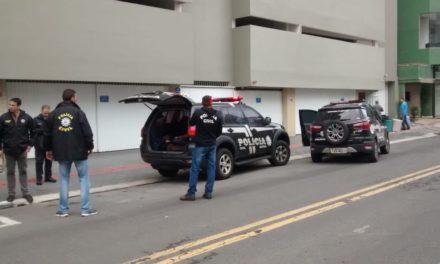 Operação Impostores prende três suspeitos por estelionato
