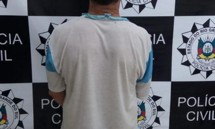 Polícia prende suspeito por assassinato em Santa Cruz do Sul