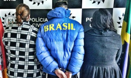 Polícia Civil prende três suspeitos da morte de motorista de aplicativo em Mostardas