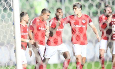 Inter vence partida atípica em Minas Gerais
