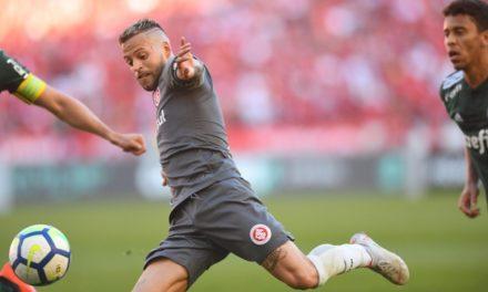 Inter empata em casa contra o Palmeiras