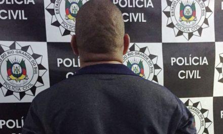 Polícia prende criminoso procurado desde 2014