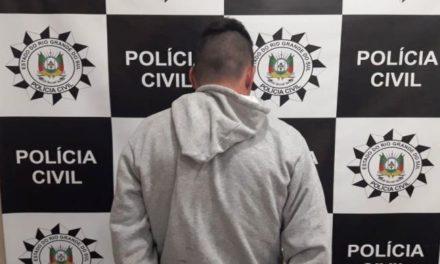 Polícia prende bandido foragido desde maio em Gramado