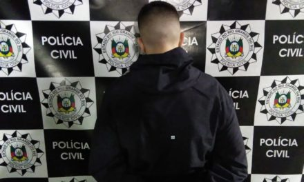 Polícia prende foragido por roubos de carga na Capital