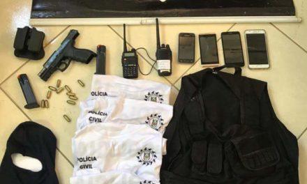 Polícia Civil prende homem suspeito de integrar quadrilha de assaltantes em Igrejinha