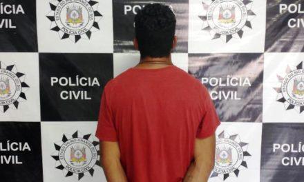 Suspeito de homicídio é preso em Imbé