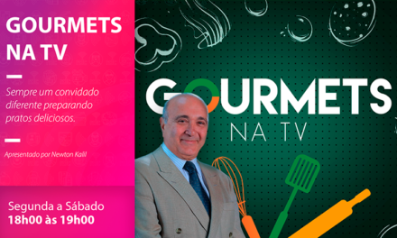 Slider Gourmets na TV