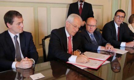 Governo do Estado assina permuta para construção do presídio em Sapucaia do Sul