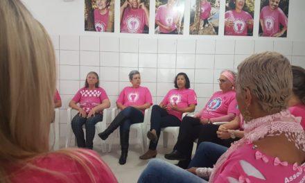 Outubro é o mês da conscientização do combate ao câncer de mama