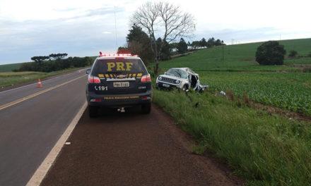 Quatro pessoas da mesma família morrem em acidente de trânsito em Boa Vista das Missões