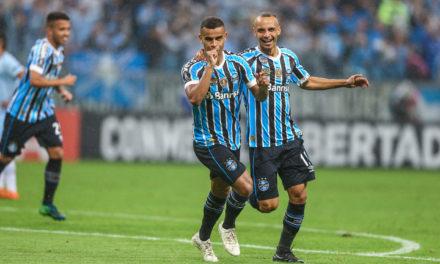 Grêmio tem melhor ataque do Brasil em 2018