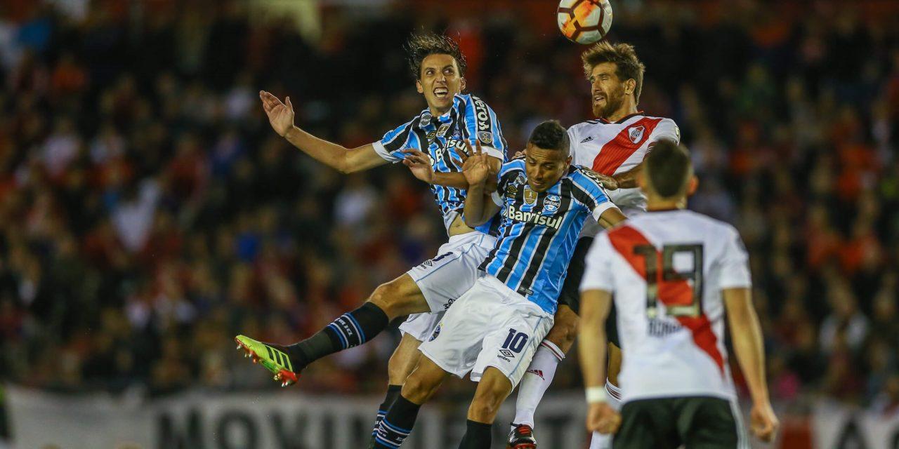 Grêmio trocou futebol bonito por competitivo