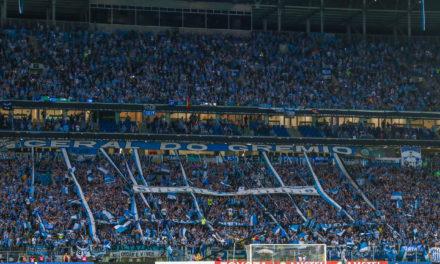 Ingressos esgotados para Grêmio e River