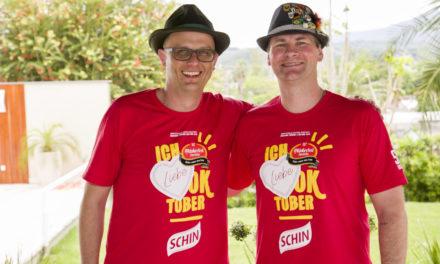 Ezequiel Stein e Tiago Petry estarão à frente da 32ª Oktoberfest de Igrejinha