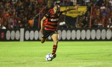 Volante quer Sport agressivo contra o Grêmio