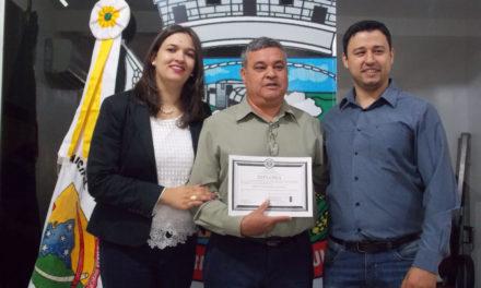 Renato Mello assume a presidência da Câmara de Vereadores de Dilermando de Aguiar