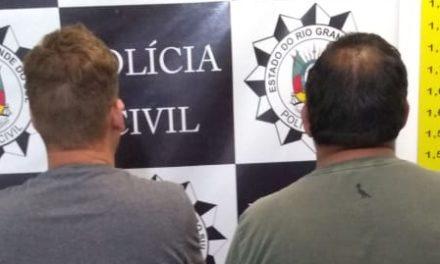 Polícia Civil prende dois homens por tráfico de drogas em Gramado