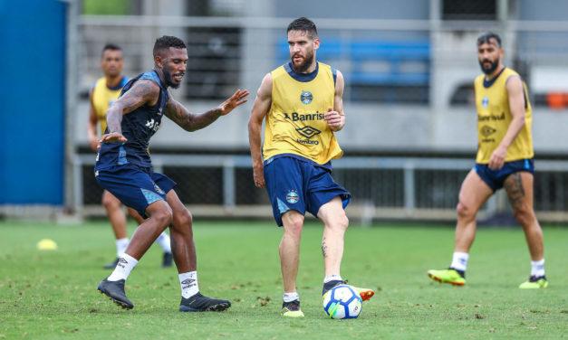 Renato escolhe Marcelo Oliveira para a zaga
