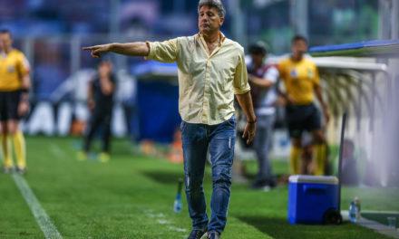 Renato coloca a credibilidade da Conmebol em xeque