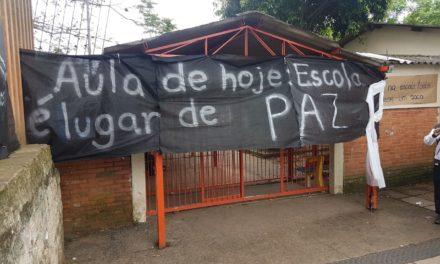Professora é agredida em escola do bairro Rubem Berta
