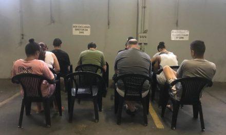 Polícia Civil realiza a Operação Dama da Noite contra o tráfico em Porto Alegre
