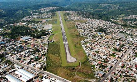 Aeroporto de Caxias do Sul ganha mais segurança com conclusão de reforma