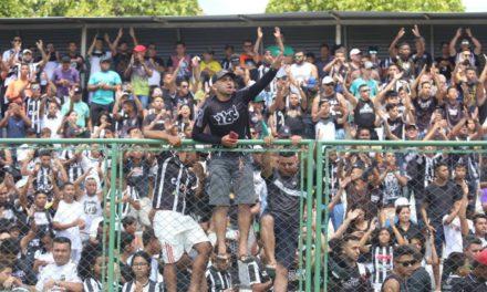 Torcida lota último treino do Ceará antes de enfrentar o Inter