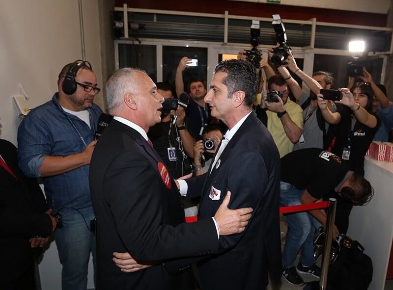 Marcelo Medeiros e Luciano Davi se credenciam à presidência do Inter