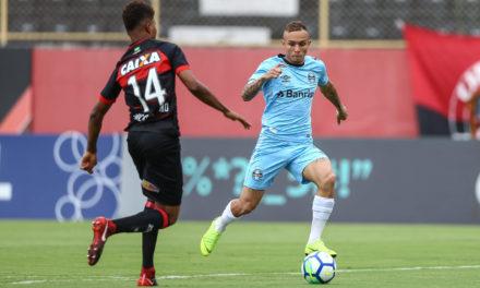 Grêmio empata com o Vitória
