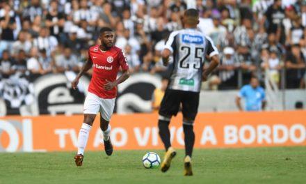 Inter empata com o Ceará