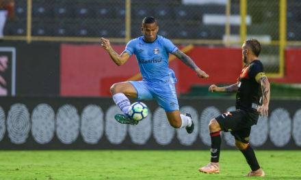 Jael fica no Grêmio em 2019