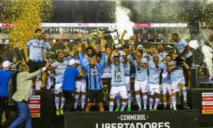 Grêmio lança série para lembrar a conquista do Tri da Libertadores