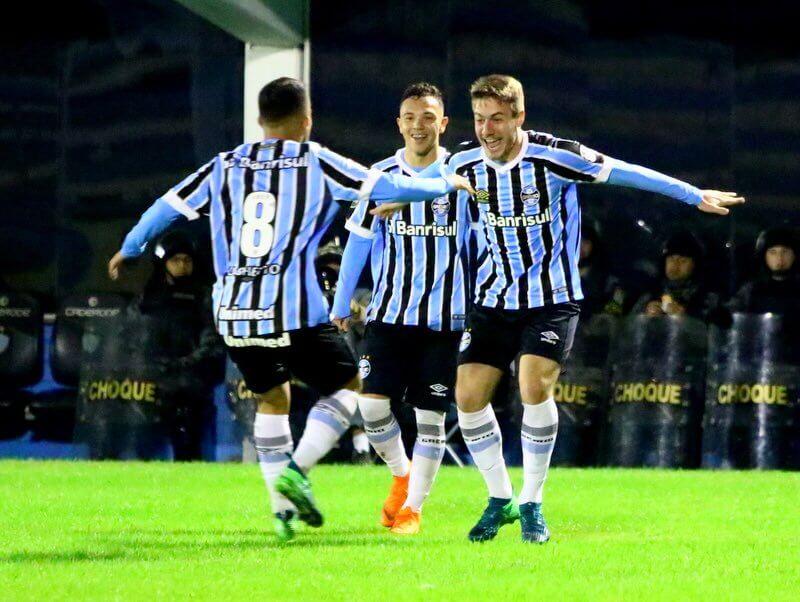 Grêmio libera centroavante do grupo de transição