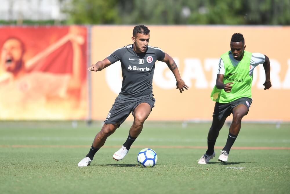 Pottker fora de partida contra o Botafogo