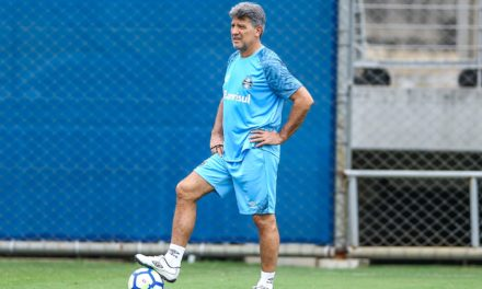 Renato terá dois desfalques contra o São Paulo