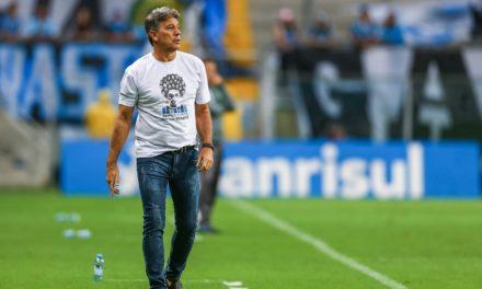 Renato não vê disputa com o Inter