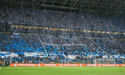 Grêmio divulga a expectativa de público para a sua última partida