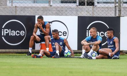 Grêmio terá semana longe de Porto Alegre
