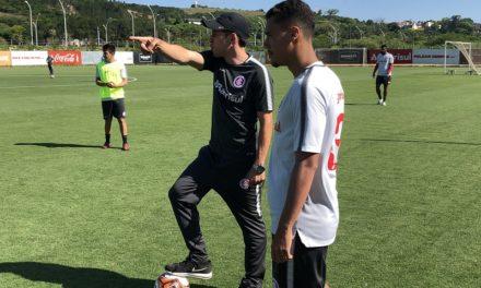 Inter começa hoje a decidir título do Brasileirão de Aspirantes