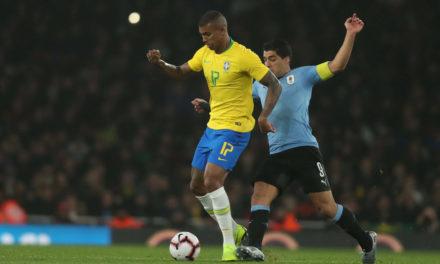 Walace, ex-Grêmio, já sonha mais alto na Seleção Brasileira