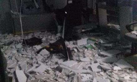 Município de Redentora sofre ataques a agências bancárias