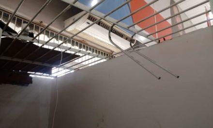 Grupo não identificado rouba R$ 8 mil do cofre de uma loja de materiais de construção