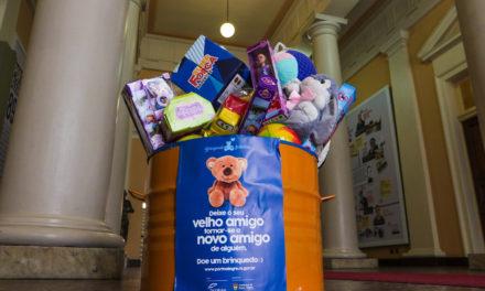 Campanha Brinquedo Solidário é prorrogada