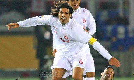 Fotógrafo divulga imagens do Mundial do Inter, em 2006