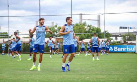 Renato fez adequação no time do Gauchão