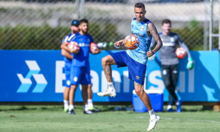 Grêmio colocará titulares contra o Juventude