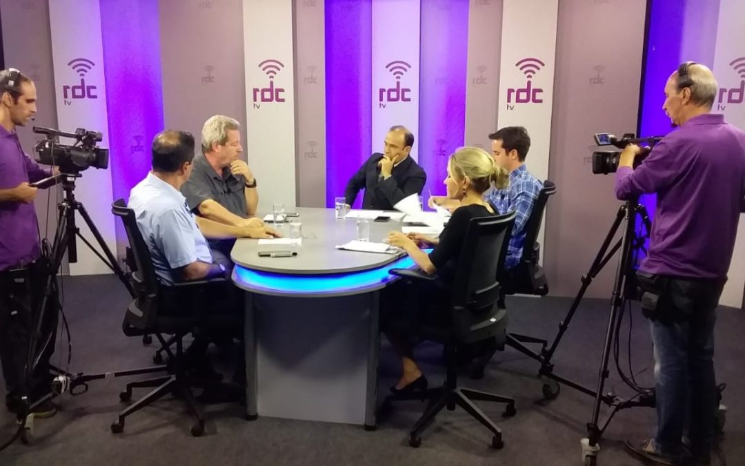 Ricardo Azeredo: Barragens em risco no RS
